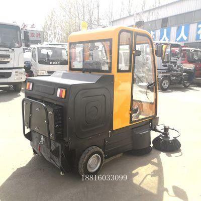 供应济南市【电动扫地车价格】道路清扫车 小型扫地车
