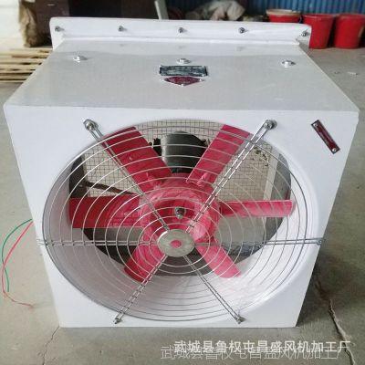 厂家直销方形壁式轴流风机 防爆YTBZ系列低噪声方形壁式轴流风