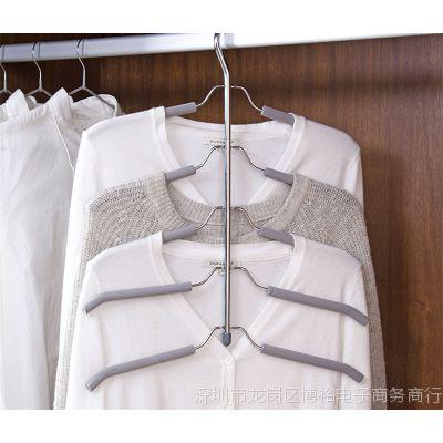 衣服撑子衣帽架耐用多层衣架环保卧室特色简单衣撑精美围巾洗衣店