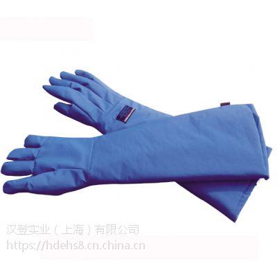 HANDEN汉登液氮手套防液氮喷溅手套耐低温手套