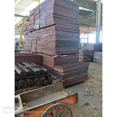 二手钢Q235模板多少钱一吨\西双版纳钢模板
