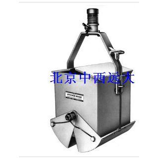 中西(LQS现货)箱式采泥器 型号:KH055-KH0202库号:M23456