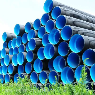晋中环刚度8级的聚乙烯排水波纹管