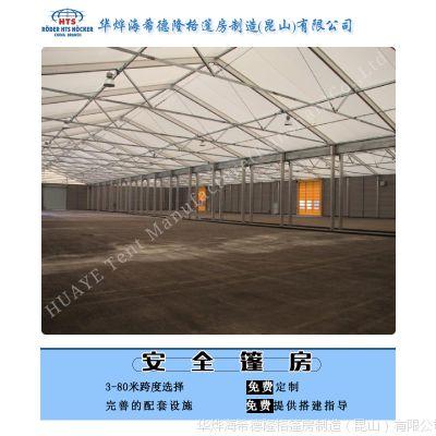 如果你在短时间内需要仓库 临时仓储帐篷 铝合金大篷房 可以满足你