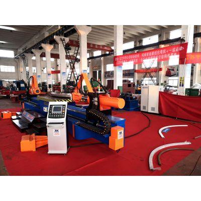 江苏中航重工供应优质数控铁通、角铁型材拉弯机
