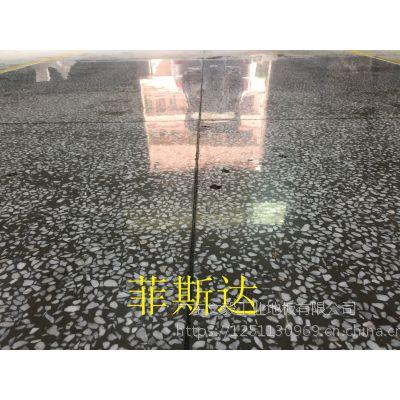 活道镇厂房地面抛光—高要、新桥镇水磨石固化施工