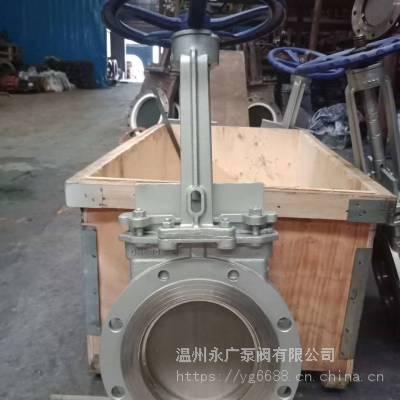 手动碳钢刀闸阀厂家