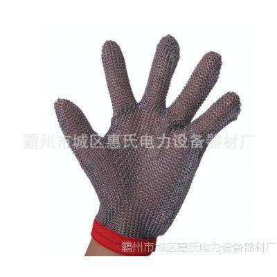 加厚5级钢丝防割手套防刃防刺防刀防身手套防爆耐磨安防全指手套