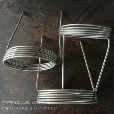 外径2-10mm 圆盘管 6061铝管折弯盘圆 软态