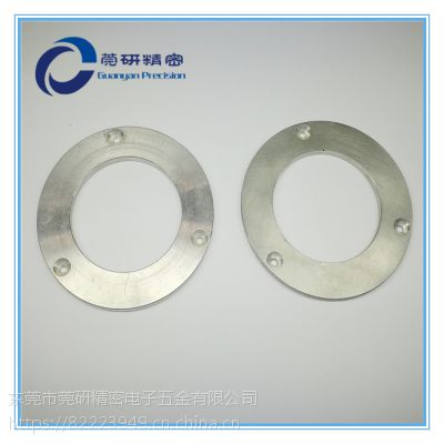 硬质合金环铝合金金属环 单面双面研磨抛光 合金件平面研磨抛光加工