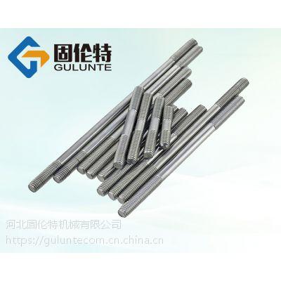 ?不锈钢防腐石化双头螺栓价格,石化专用耐高温双头螺栓标准,不锈钢双头螺丝
