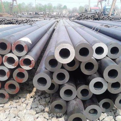 厂家供应优质42crmo厚壁无缝钢管 45号厚壁无缝钢管 大口径厚壁无缝钢管