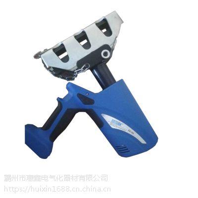 惠鑫充电式接触网局部硬点校直机EZ-150 接触线硬点调直器