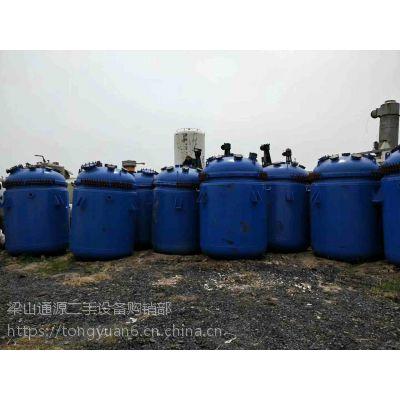 大量回收二手不锈钢反应釜