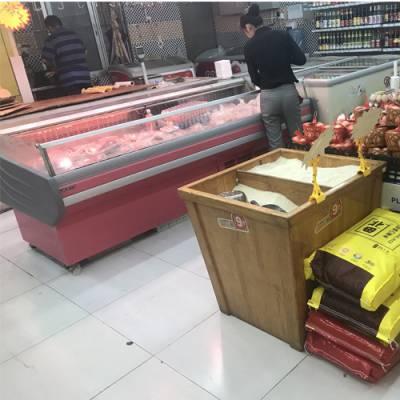 北京2.5米超市生鲜冷柜哪有现货购买