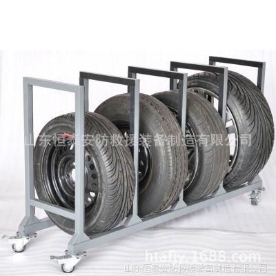 轮胎工具车 工具架 轮胎架