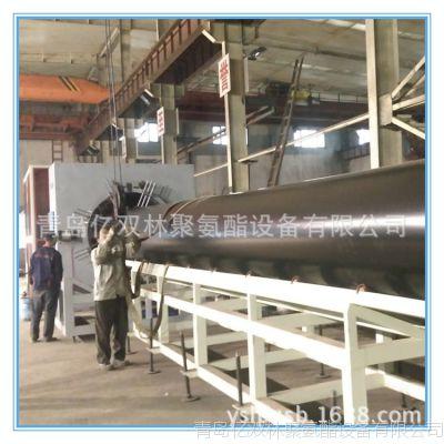 供应【真空定径]PE管大口径黑黄夹克管设备加工 真空定径机(高端)