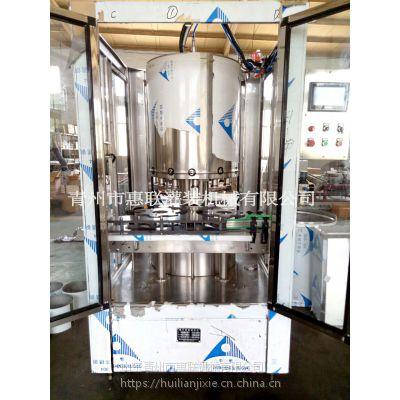 高精度定量灌装机 电子定量灌装设备 白酒灌装机
