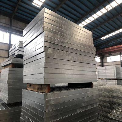 下水沟盖板 复合型水沟盖板 热镀锌钢格板安装