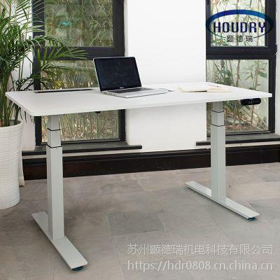 智能升降桌 站立式办公桌 家用工作台 健康办公升降台