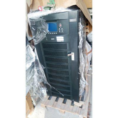 艾默生 UPS不间断电源 UL33-0400L 40KVA 三进三出 外接电池 详细说明