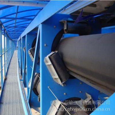 圆管带式输送机现双向物料输送 厂家推荐