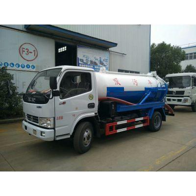 东风国五5方洒水车|程力专汽洒水车价格