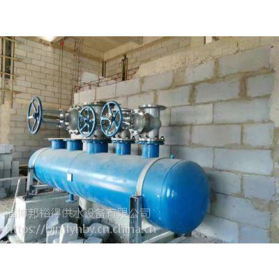邦裕得地暖分水器厂家价格