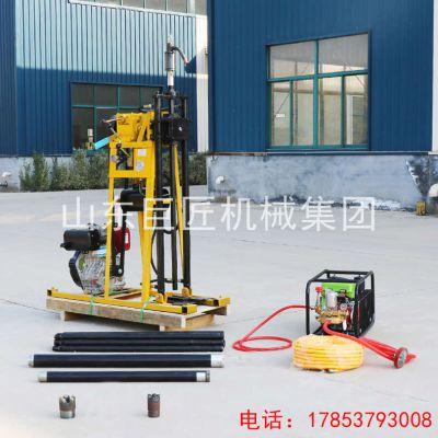 供应华夏巨匠YQZ-50A型液压轻便钻机 施工更高效快捷