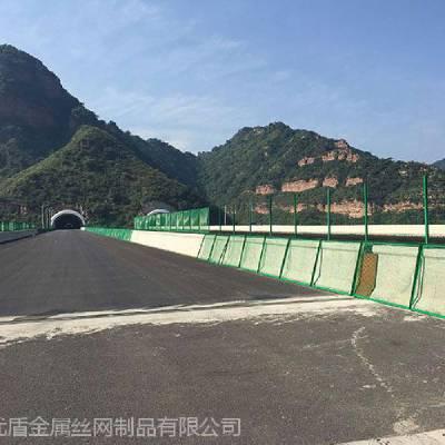 重庆公路两侧防落网 浸塑铁丝防护桥梁防抛网-优盾厂家