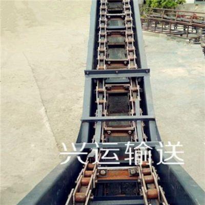 供应刮板输送机定做轴承密封 链式输送机广东