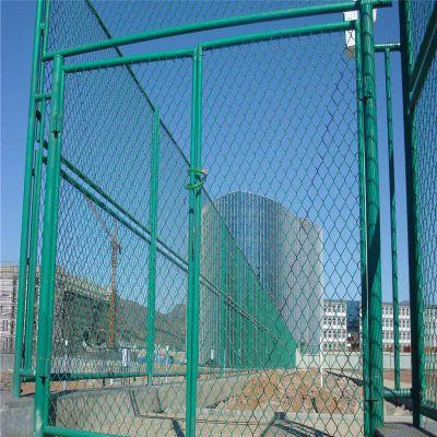 勾花网围栏 安装体育场围网 网球场围栏
