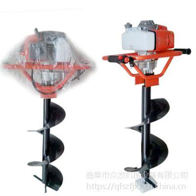 拖拉机悬挂果园挖坑机 用于硬土质山坡地挖坑机