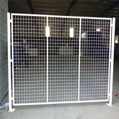 现货车间隔离网 仓库隔断网 车间围栏网
