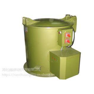 青铜峡金属屑脱油机 快速脱水设备 强烈推荐