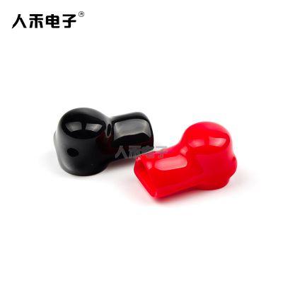 【人禾电子】 线缆铜排绝缘保护套 蓄电池铜排保护套 质量保证PVC