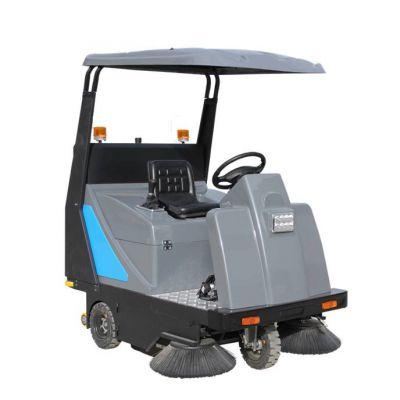 西安小区路面清扫用驾驶式扫地车JH-1400
