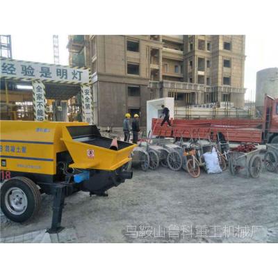 细石混凝土泵机价格不便宜-开检查工作要做好