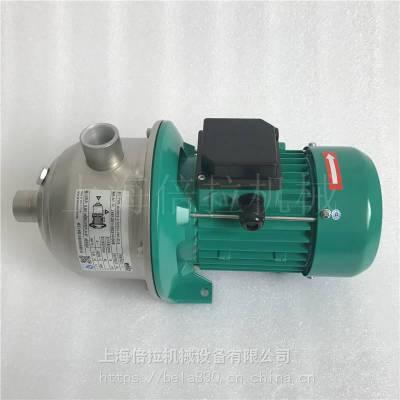 WILO德国威乐MHI1604不锈钢增压泵批发价格