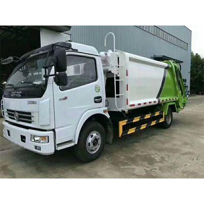 8吨压缩垃圾车出厂价格
