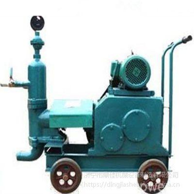 双缸活塞式注浆机 活塞式双缸灰浆泵 灰浆注浆机生产厂家