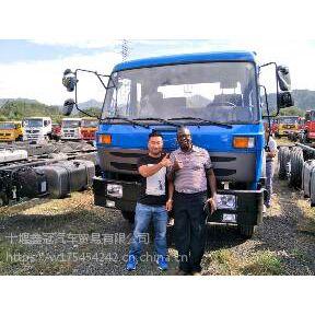 专供出口系列国三东风153载货车怎么样