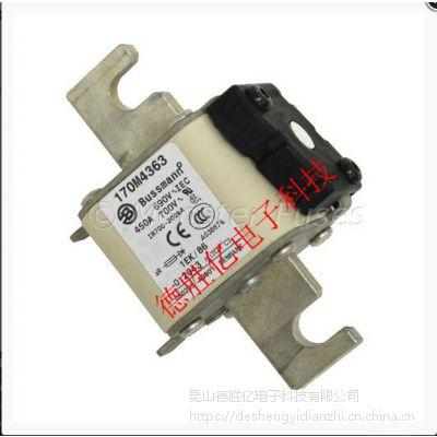 供应BUSSMANN快速熔断器170M4362 400A 170M4363 450A