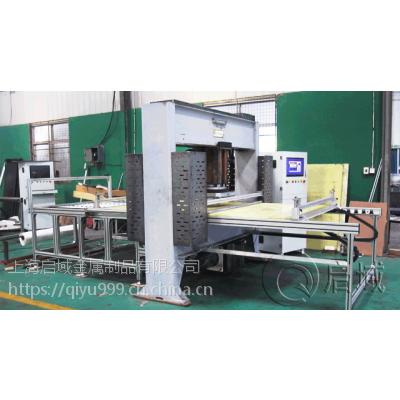 启域型材配件厂家生产高品质1.5和2寸平板式万向活动脚轮价格优