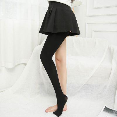 2018春款韩国Let's slim瘦腿女压力袜锦纶连裤袜