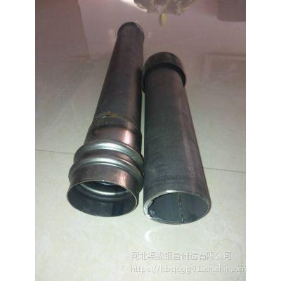 优质钳压式声测管厂家现货批发