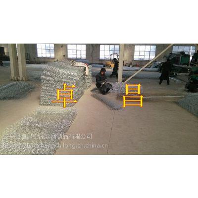 镀锌铅丝石笼防洪, 铅丝石笼的编织方法