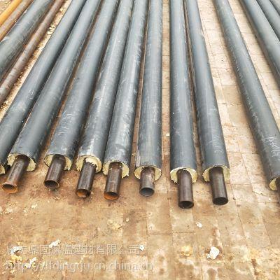 鼎固国标聚氨酯螺旋复合地埋防水保温管产品质量