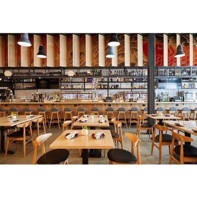 合肥餐厅装修门头设计才能让消费者一眼就记住呢?