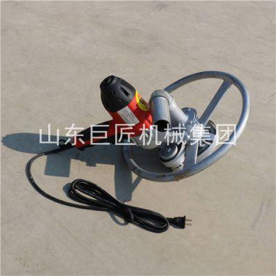 华夏巨匠供应小型家用打井设备220伏电动打井机小钻机